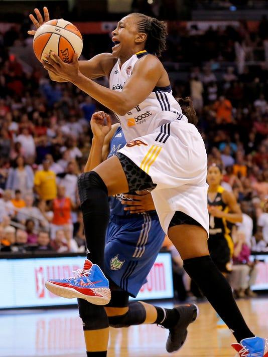 APTOPIX WNBA All Star Game Basketball