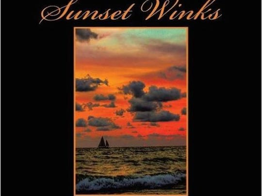 """Sunset Winks"" by Nidia Michelle Dacosta."