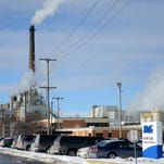 Fire damages Procter & Gamble paper mill in Green Bay