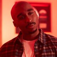 All Eyez On Me Meet Tupac Shakur Biopic Star Demetrius Shipp Jr