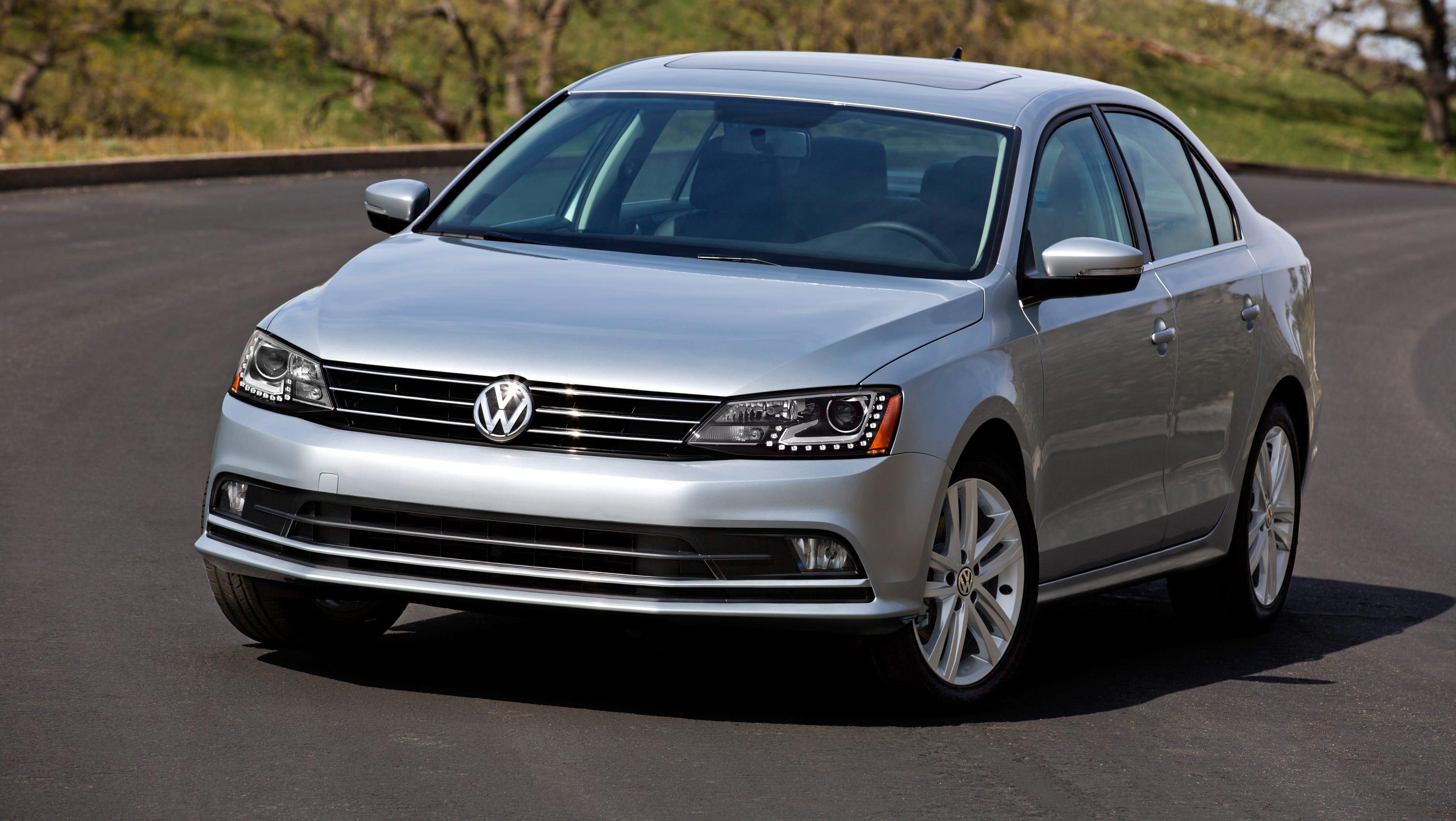 Refreshed 2015 Volkswagen Jetta