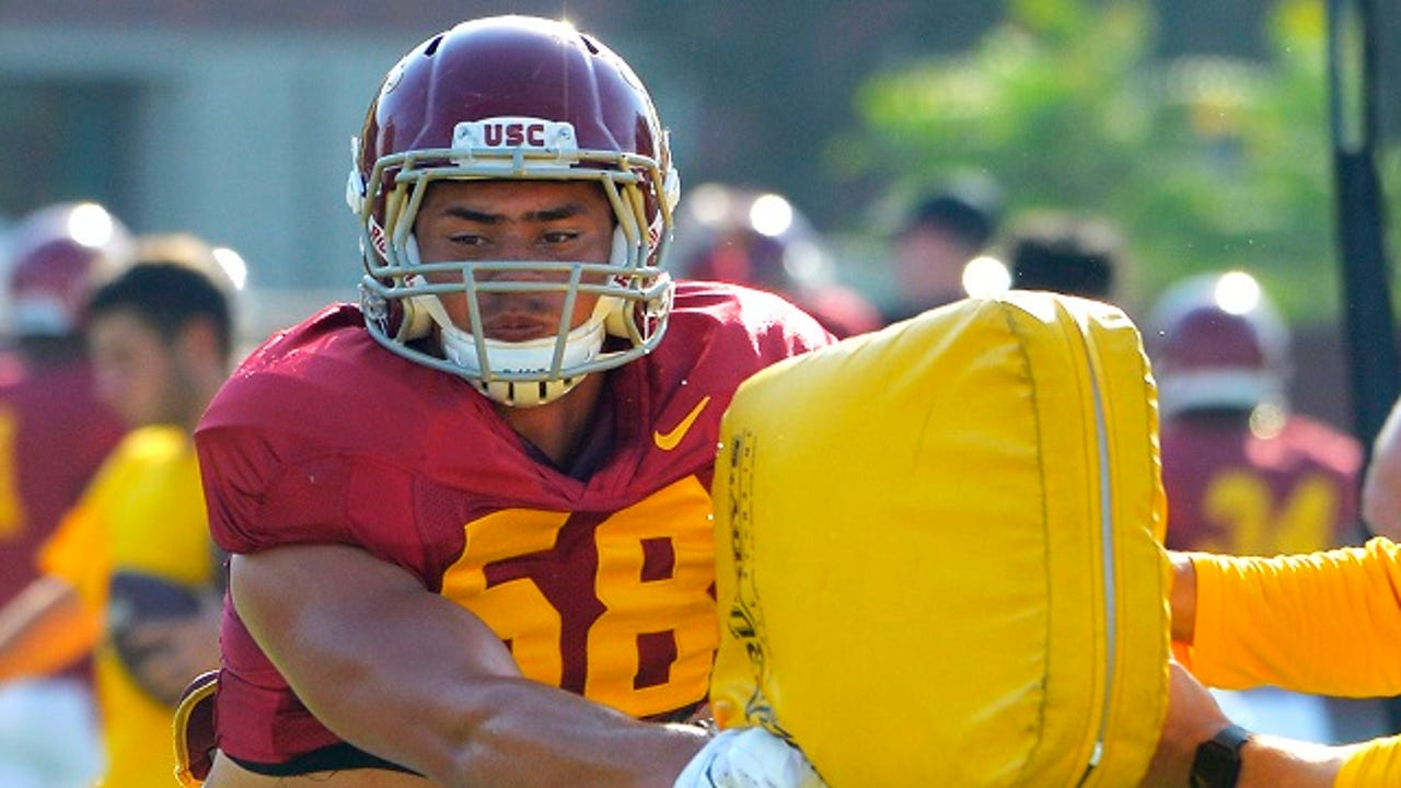 Utah prosecutors have filed rape charges against University of Southern California football player Osa Masina, who is also under investigation for an alleged California sexual assault involving the same victim.