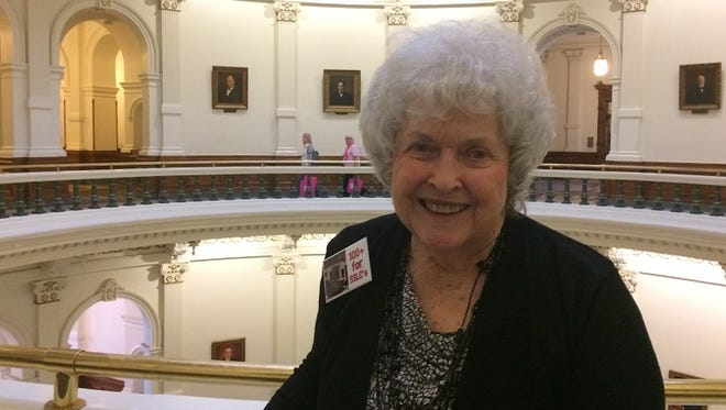 Nancy Ward has been advocating for decades on behalf of her daughter for state services for people with severe mental impairments