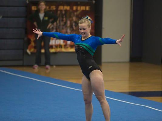 Brooke Allen floor