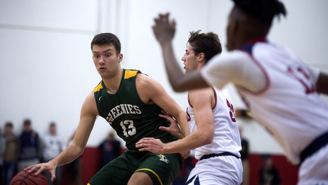 Christ School senior Morgan McKay has committed to play college basketball for Arkansas State.