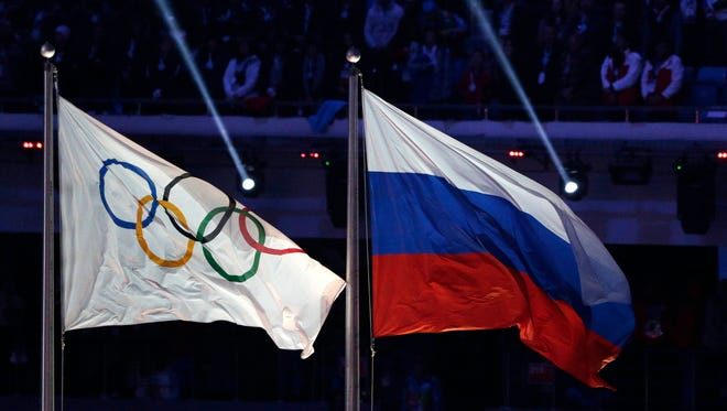 Will the International Olympic Committee stand up to Russia over its anti-doping enforcement.