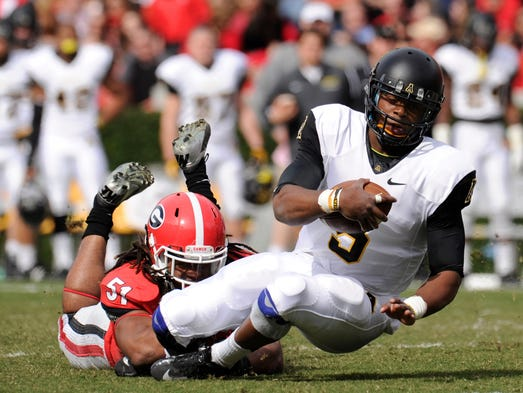 Appalachian State: Southern Conference to Sun Belt Conference