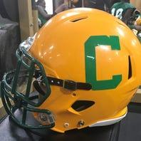 PNJ-area football helmets