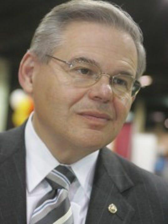 U.S. Sen. Robert Menendez, D-N.J.