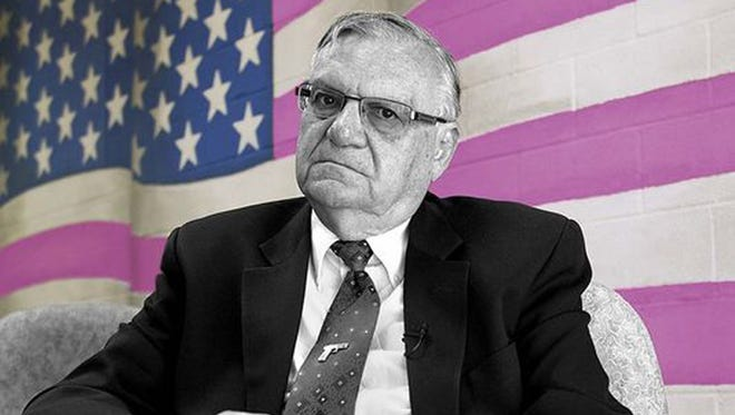 Maricopa County Sheriff Joe Arpaio is the focus of the documentary 'The Joe Show.'
