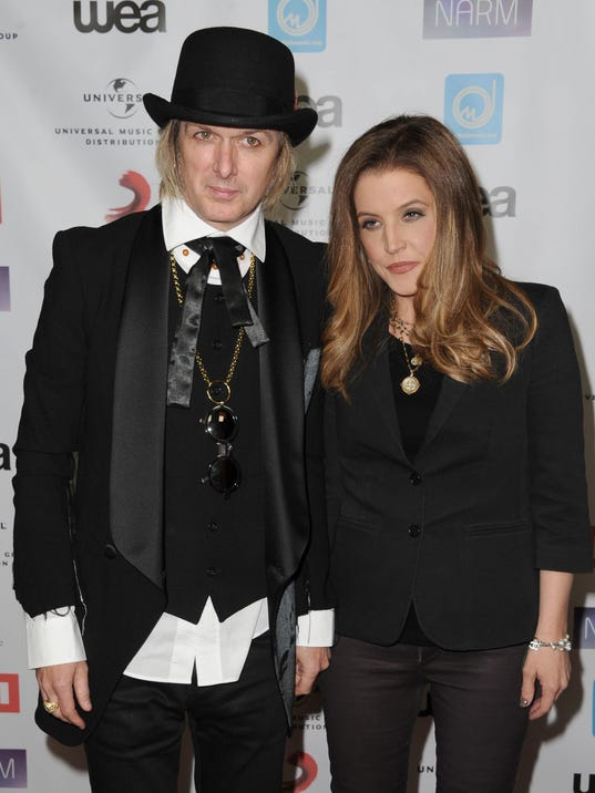 People Lisa Marie Presley