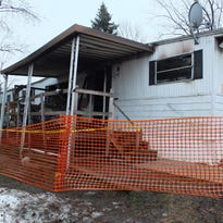 Woman and family pet die in Oak Creek mobile home fire