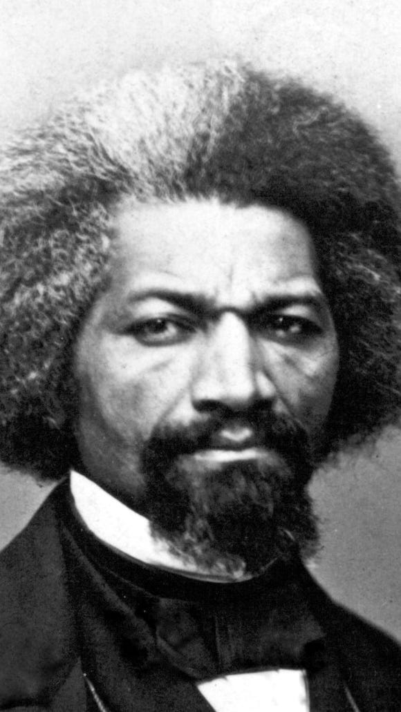 history frederick douglass escapes slavery