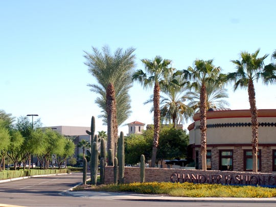 Rusty Lyon developed most of metro Phoenix's most popular malls, including Chandler Fashion Center.