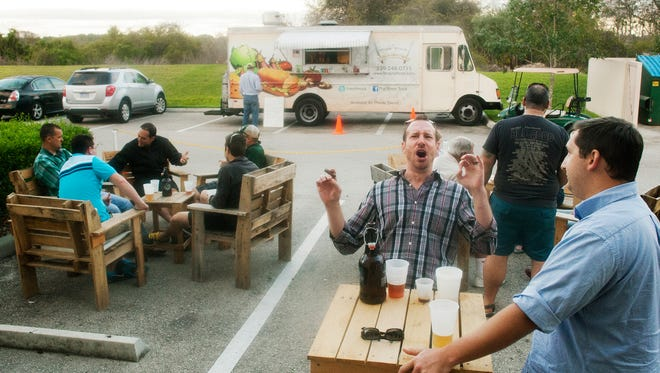 The Nosh Truck has teamed with Fort Myers Brewing Company for a summer beer dinner June 11. It's one of several specials taking place at local eateries during the summer slow down.