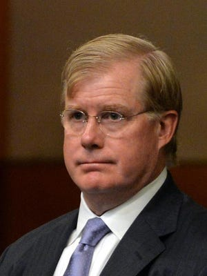 U.S. District Judge Mark Fuller, seen here in September, is the subject of an investigation by his colleagues into his August arrest on misdemeanor battery charges. U.S. Senate Judiciary Committee Chairman Chuck Grassley, R-Iowa, sent a letter to the 11th Circuit Wednesday asking for an update on the investigation.