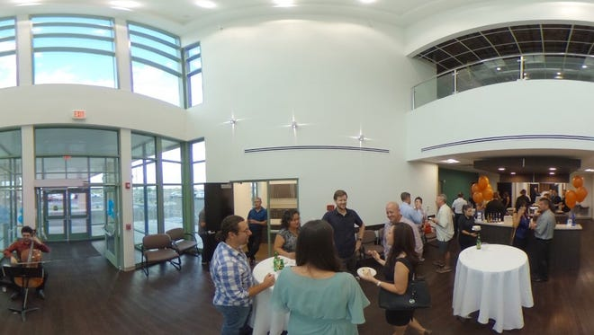 The MountainView Regional Medical Center Outpatient Plaza celebrated an open house on Aug. 12, 2016.