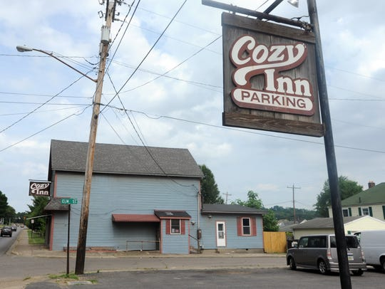 The owner of the Cozy Inn has closed the business to