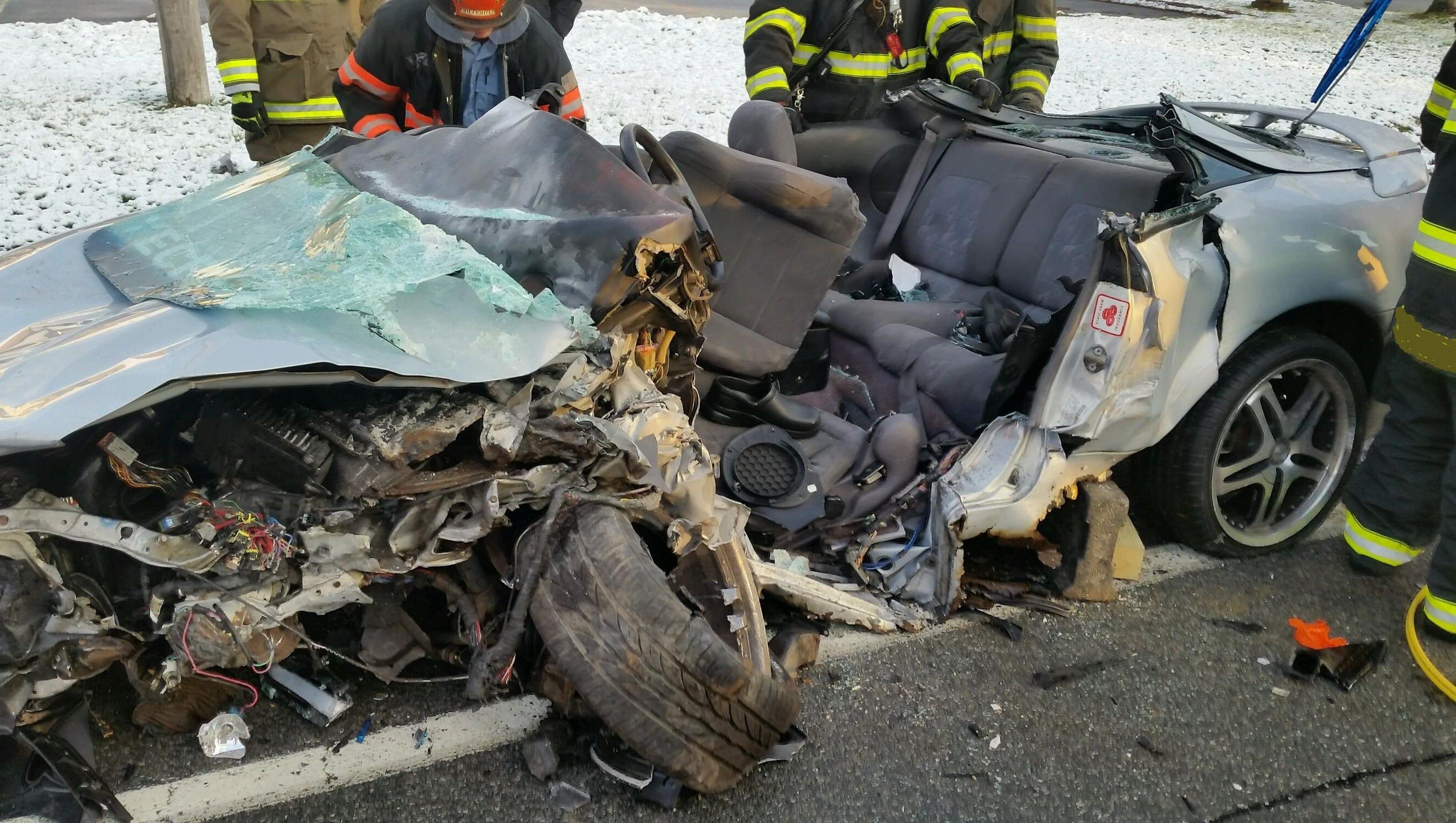 Route  Car Accident Poughkeepsie