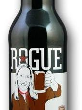 A glass of Rogue chocolate stout is rich with the earthy flavor of oats and hops, and a rich chocolate truffle finish. With a beer this luscious, you could not make you slice of pecan pie more thankful.