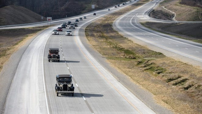 File photo of Interstate 69