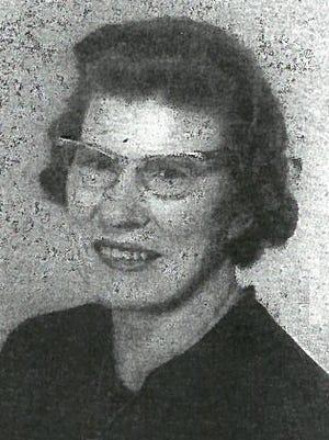 Jessie Eugena West, 101