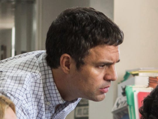 Best supporting actor: Mark Ruffalo as Mike Rezendes