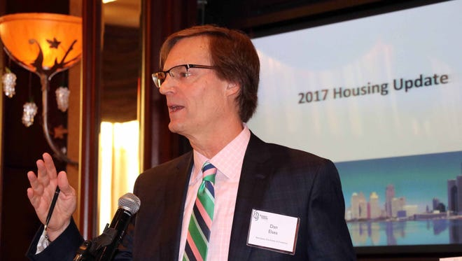 Dan Elsea with Real Estate One thinks 2017 will be a strong seller's market.