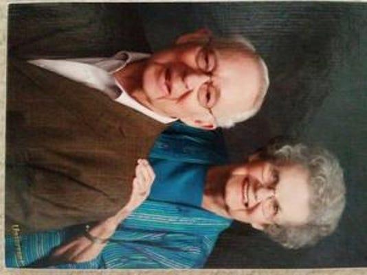 Anniversaries: Charles Backscheider & Mary Backscheider