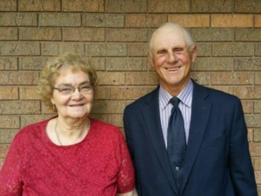 Anniversaries: Ronald Kirschenman & Phyllis Kirschenman