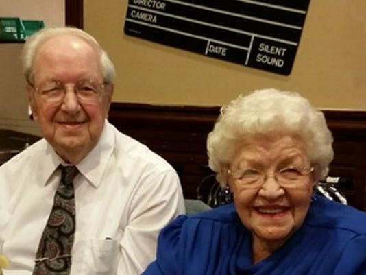 Anniversaries: Barney Smith & Edith Smith