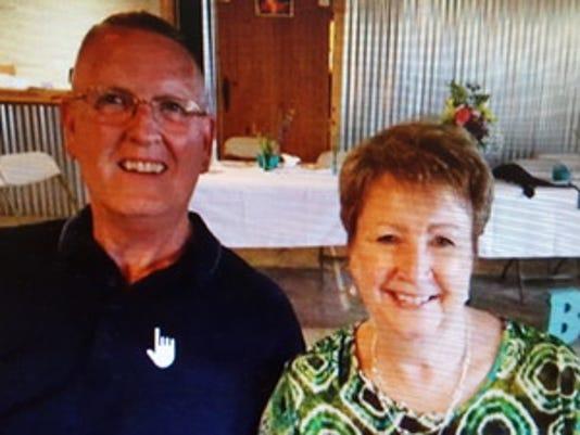 Anniversaries: John Burchett & Ruth burchett