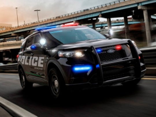 Police cars vs. normal cars: What upgrades do cop cars get?