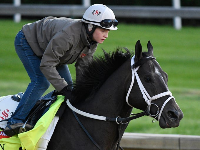 Befair.com Haskell Invitational hopeful Girvin exercises