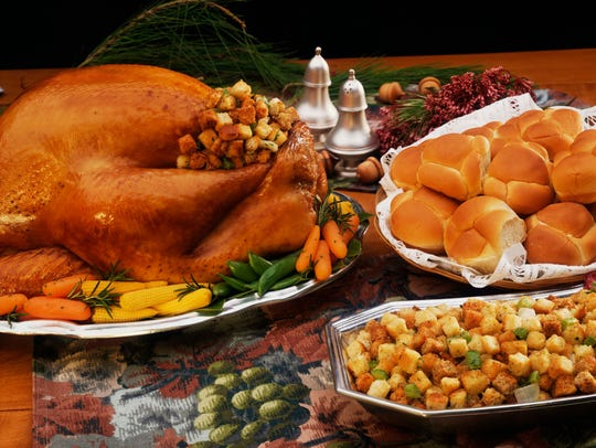 Don't want to cook at home? There are restaurants open for Thanksgiving.