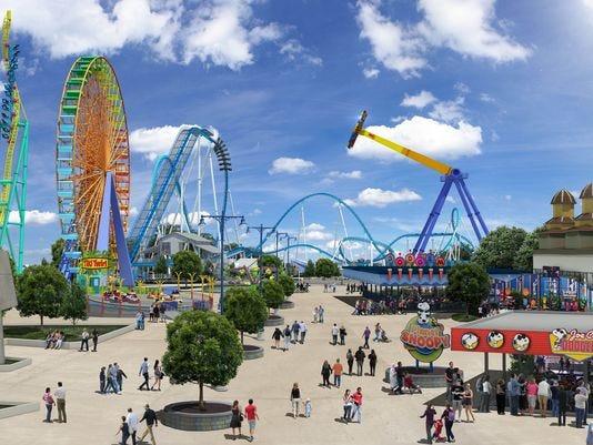 Cedar Point #