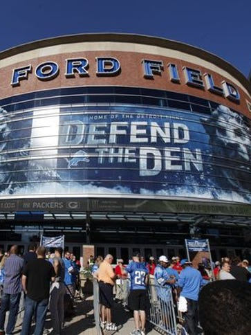 The Buffalo Bills and New York Jets will play at Ford