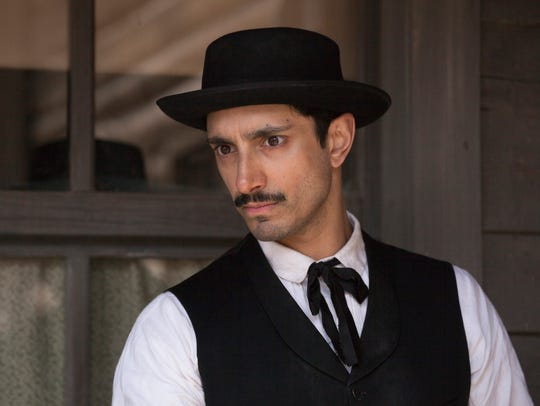 "Riz Ahmed stars in ""The Sisters Brothers."""