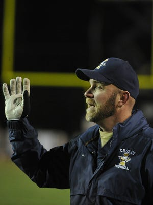 Independence's Scott Blade is The Tennessean's 2015 football coach of the year.