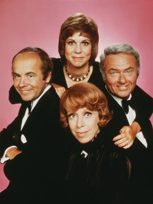 """The Carol Burnett 50th Anniversary Special"""
