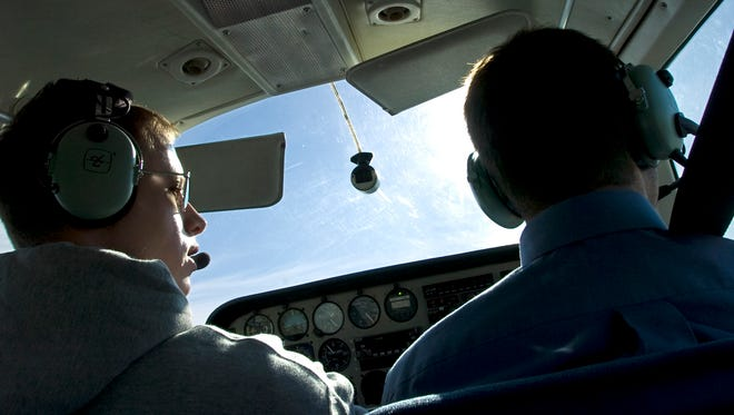 For prospective pilots, local flight schools may be more affordable, but some college aviation programs help provide placement at regional airlines.