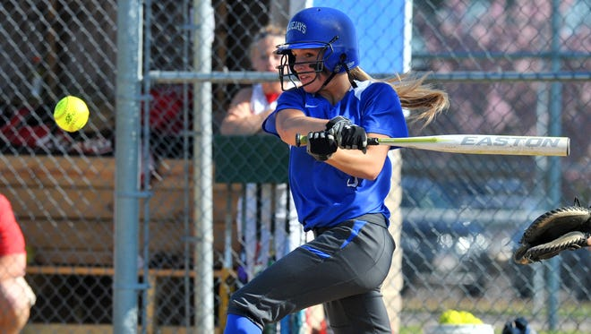 Athens junior Kyncaide Diedrich was recently selected as the Division 4 player of the year by the Wisconsin Fastpitch Softball Coaches Association