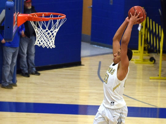 Clay County's Tyreke Key recently became the school's
