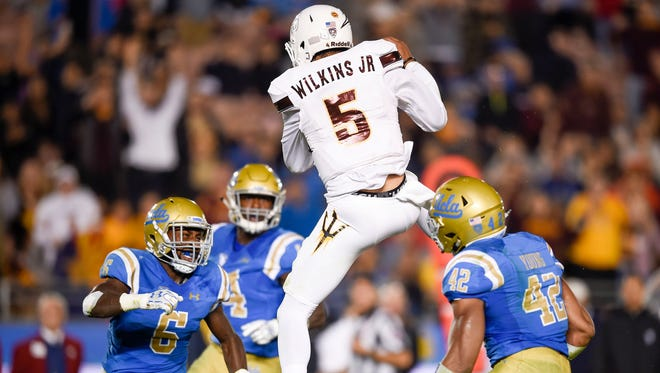 Kicking field goals rather than scoring touchdowns when ASU was in the red zone played a role in ASU's loss to UCLA.