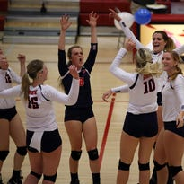 Dixie State volleyball earned the No. 8 seed in the West Region for the NCAA Championship and plays the west host Alaska Anchorage in the first round.