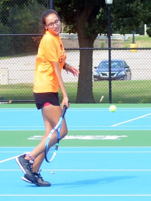 Bethel started fall sports practices Aug. 15, but those practices were halted by Monday because of COVID-19 positive tests among the student body. Conditioning resumed Wednesday and practices will resume Friday.