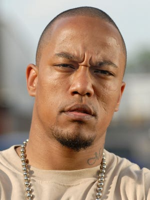 Denis Cuspert, a Berlin rapper who went by the name of Deso Dogg in 2005 when this photo was taken, is now on the U.S. terror list because of his recruitment of jihadists on the Internet.