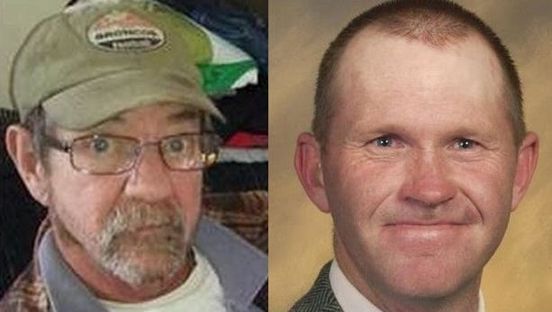 The killings of William Connole, left, and John Jacoby aren't cold cases yet, but don't look like they'll be solved soon, either.