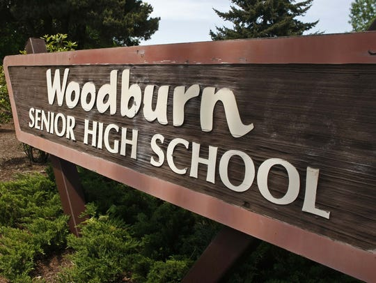 Woodburn High School will play an independent schedule