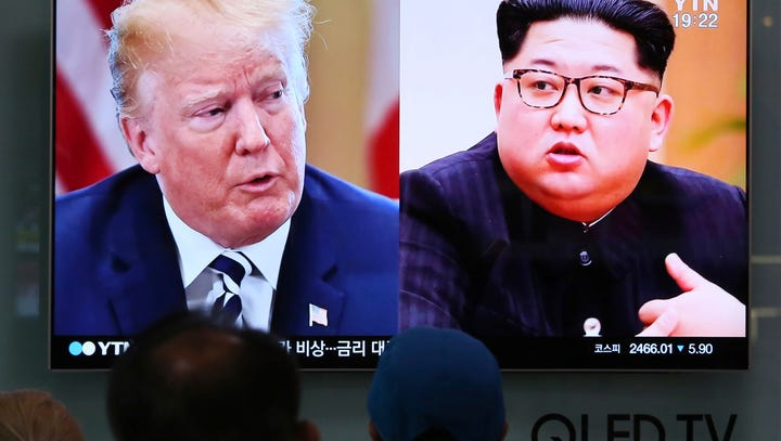 Trump meets with North Korea's Kim Jong Un: What to know in Kentucky